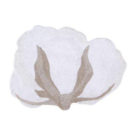 Lorena Canals Wasbaar vloerkleed Cotton Flower