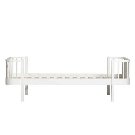 Oliver Furniture Juniorbed Wood 90 x 200 cm white