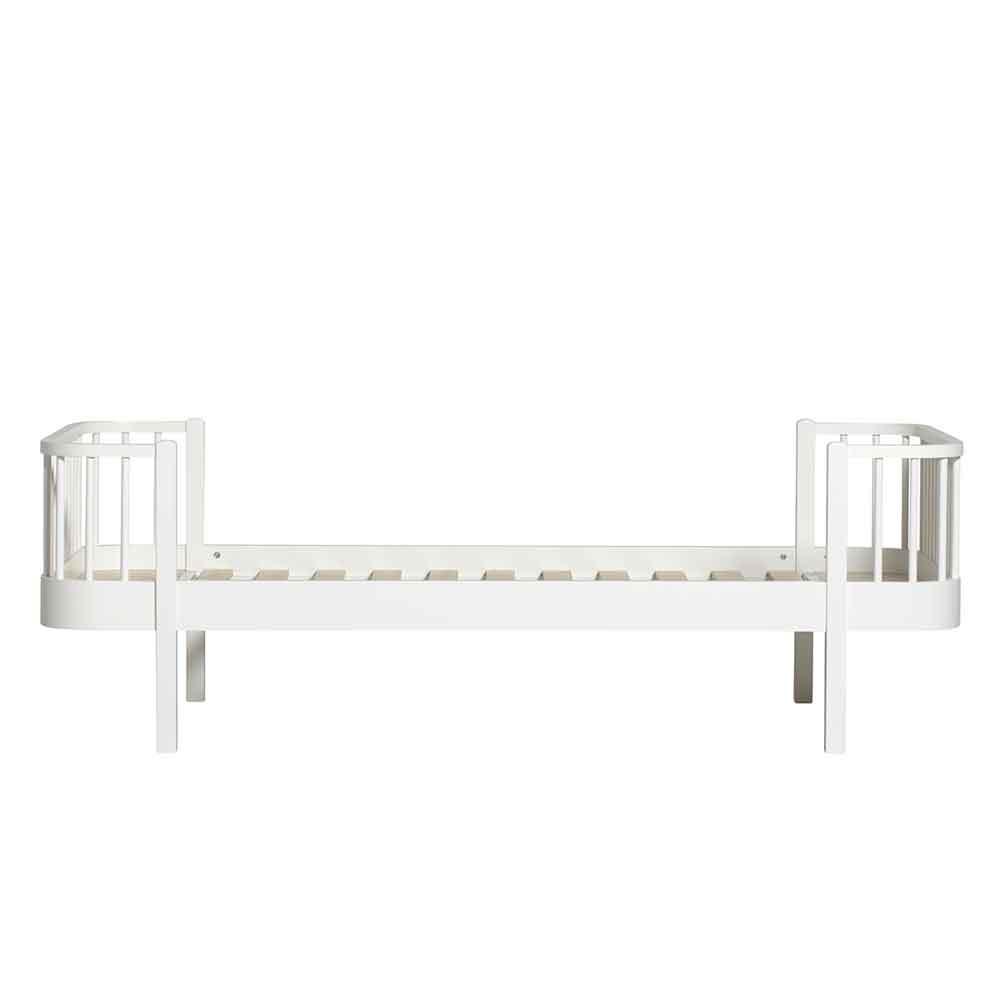 Oliver Furniture – Wood Original Bed – Wit, 90 x 200 cm