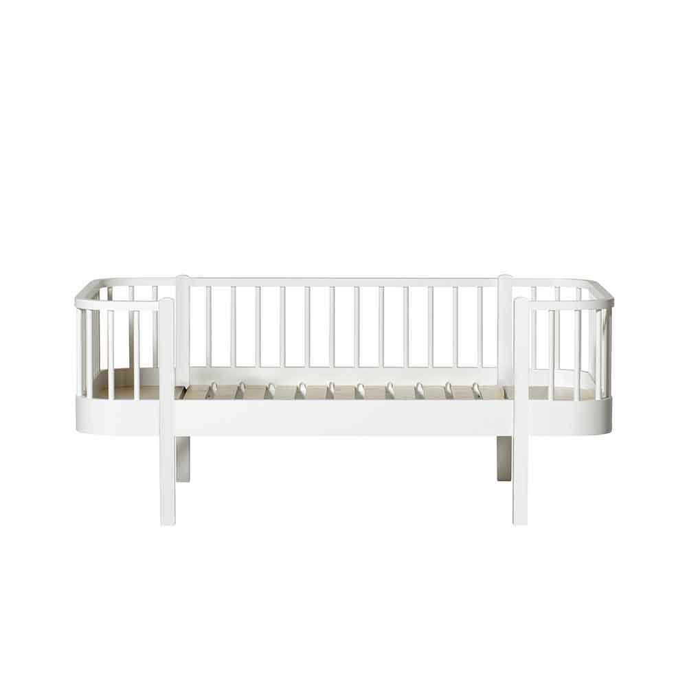 Oliver Furniture – Wood Original Junior Day Bed – Wit, 90 x 160 cm