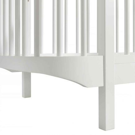 Oliver Furniture Ledikant Wood white 70 x 140 cm