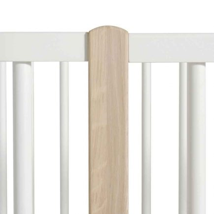 Oliver Furniture Ledikant Wood white oak 70 x 140 cm