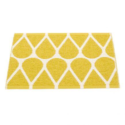 Vloerkleed Otis mustard 50 x 70