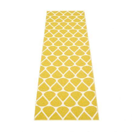 Vloerkleed Otis mustard 70 x 320