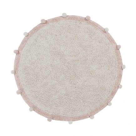 Lorena Canals - Washable Rug Bubbly Natural - Vintage Nude