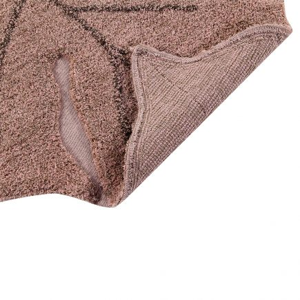 Lorena Canals - Washable Rug Monstera Vintage Nude