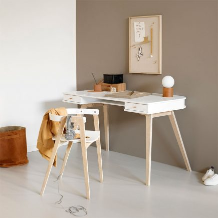 Oliver Furniture 2020 Wood desk & armchair