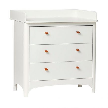 Leander Changing unit for Classic Dresser White