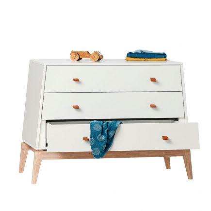 Leander Luna dresser white/oak