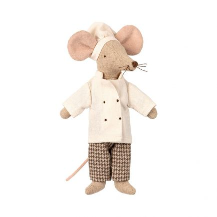 Maileg Chef Mouse 16 9745 00