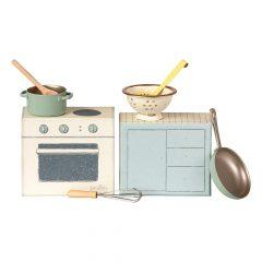Maileg Cooking Set 11 9108 00