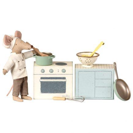 Maileg Cooking Set 11 9108 001