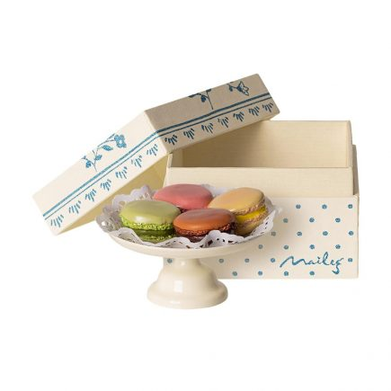 Maileg Macarons et chocolat chaud 11 9116 00