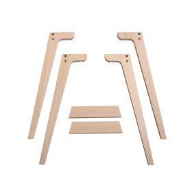 Oliver Furniture – Extra Houten Bureaupoten – 66 cm of 72,6 cm