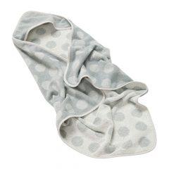 Leander Matty Hoodie Organic cool grey