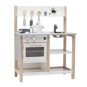 Play Kitchen – Natural White
