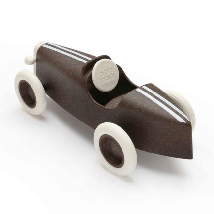 Ooh Noo Racing Car Dark Brown1
