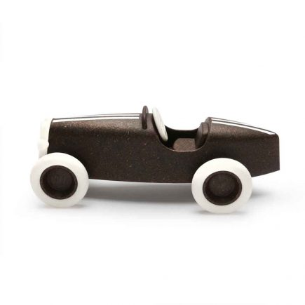 Ooh Noo Racing Car Dark Brown2