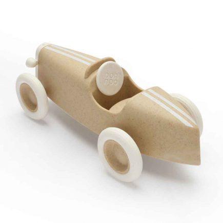 Ooh Noo Racing Car Light Brown1