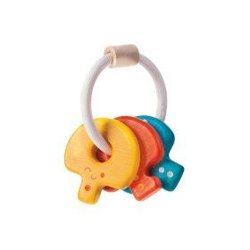 Plan Toys – Baby's Eerste Sleutelbos