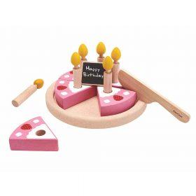 Plan Toys – Verjaardagstaartset