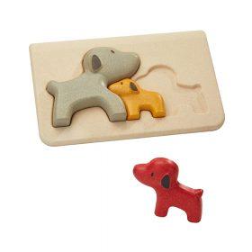 Plan Toys – Puzzel – Hond
