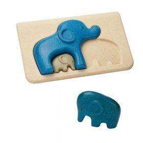 Plan Toys – Puzzel – Olifant
