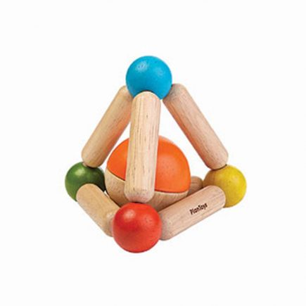 PT Triangle Clutching Toy 4005244
