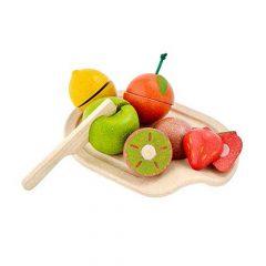 Plan Toys Assorted Fruit Set 4003600