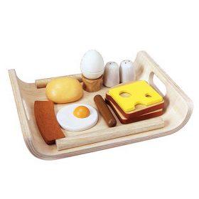 Plan Toys – Ontbijt Op Bed