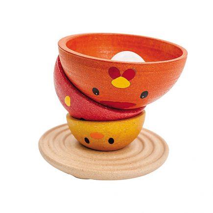 Plan Toys Chicken Nesting 56952