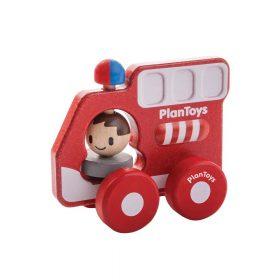 Plan Toys – Brandweerwagen