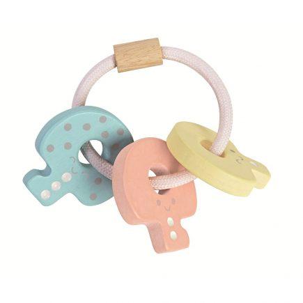Plan Toys Key Rattle 52511