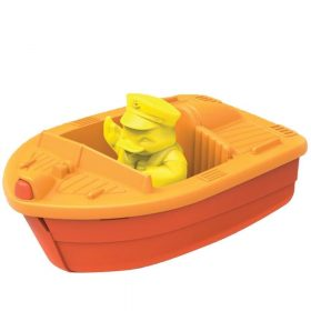 Green Toys – Speedboot – Orange