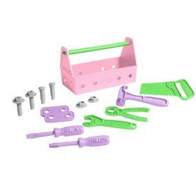 Green Toys – Gereedschapskist – Pink