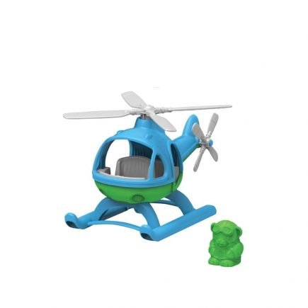 products Green Toys Helicopter Blue