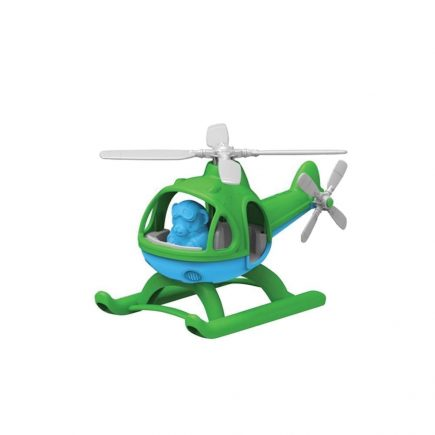 products Green Toys Helicopter Green