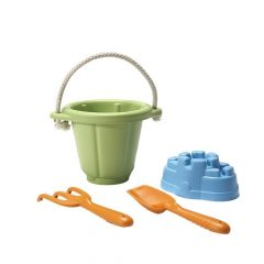 products Green Toys Sand Set Green