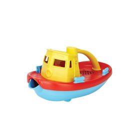 Green Toys – Sleepboot – Gele Handgreep