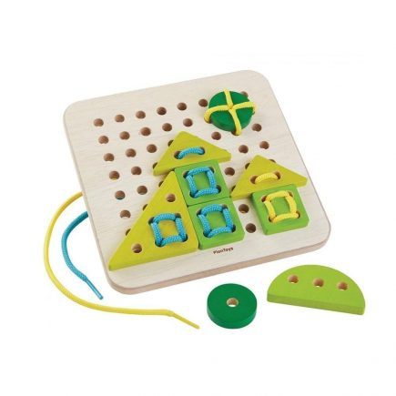 products Lacing Board Plan Toys