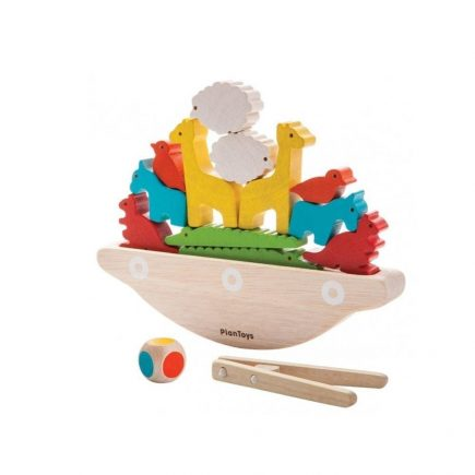 products Plan Toys Balancing Boat