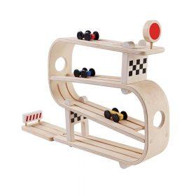 Plan Toys – Houten Racebaan