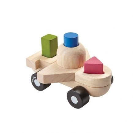 products Sorting Puzzle Plane Plan Toys