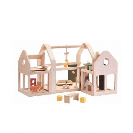 products slide and go playhouse plan toys