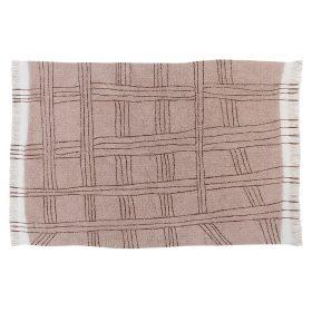 Woolable – Shuka Dusty Pink – 170 x 240 cm