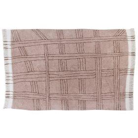 Woolable – Shuka Dusty Pink – 200 x 300 cm