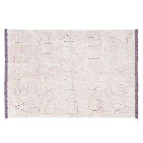 Lorena Canals – Kindervloerkleed – RugCycled ABC – 140 x 200 cm