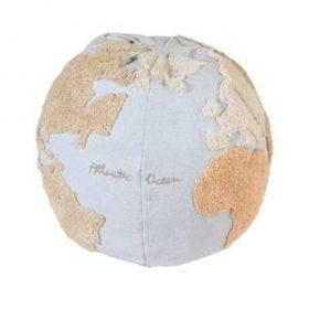 Lorena Canals – Poef – World Map – 45 x Ø 50 cm