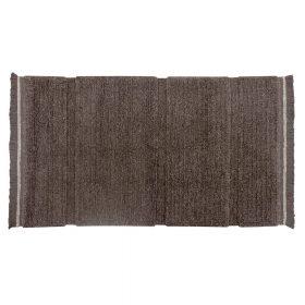 Woolable – Wollen Vloerkleed Steppe – Sheep Brown – 80 x 140 cm