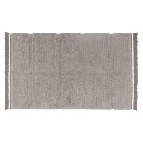 Woolable – Wollen Vloerkleed Steppe – Sheep Grey – 120 x 170 cm